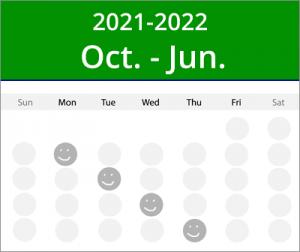 Meditation Calendar